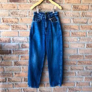 LEE | Blue balloon style vintage modern jean